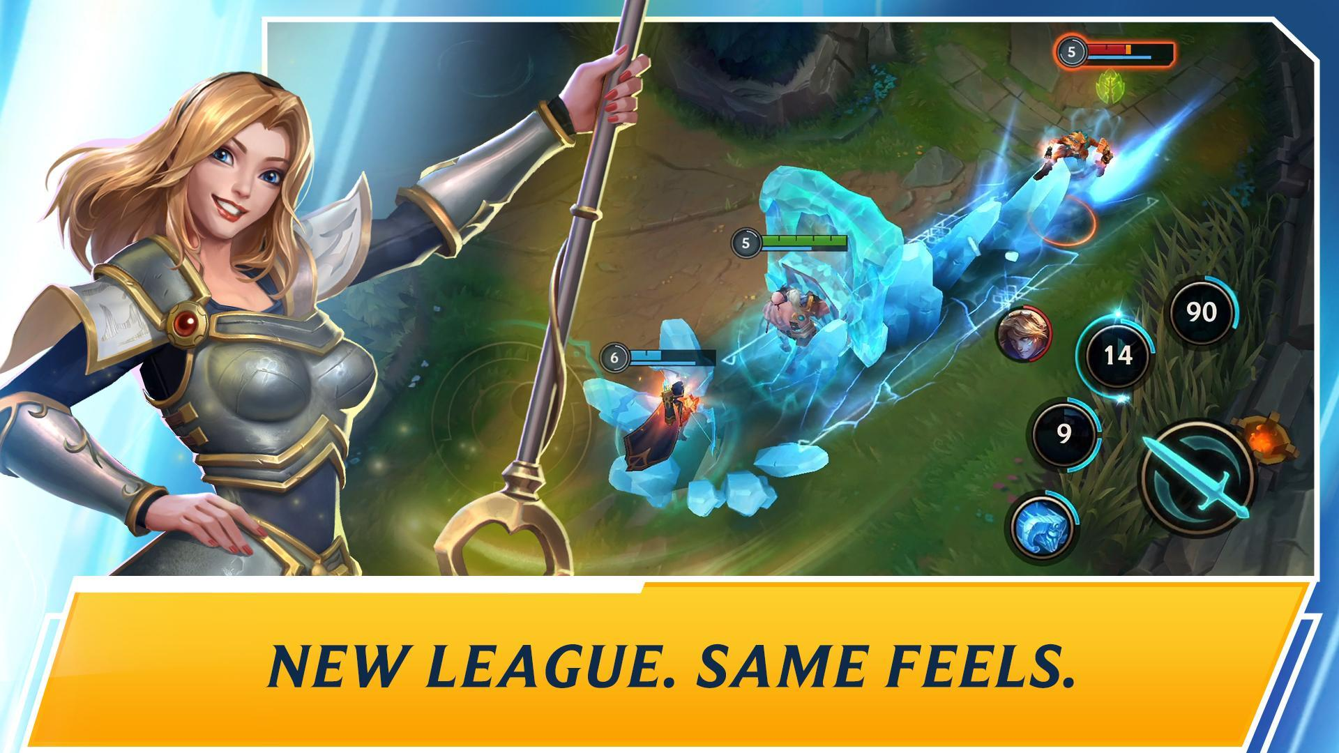 Image result for League of Legends: Wild Rift