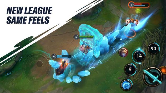 League of Legends: Wild Rift-poster