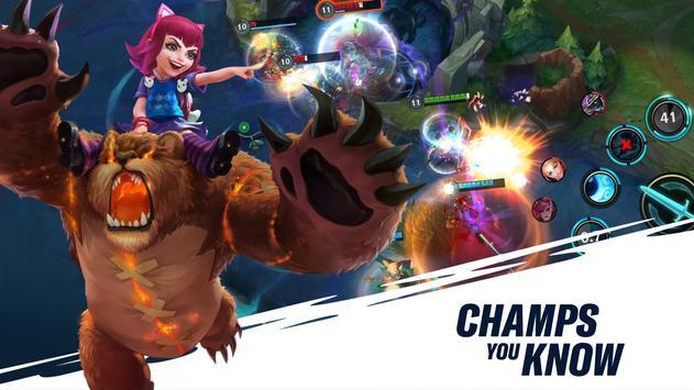League of Legends: Wild Rift स्क्रीनशॉट 2