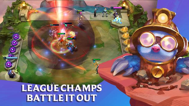 Teamfight Tactics: League of Legends Strategy Game 海报