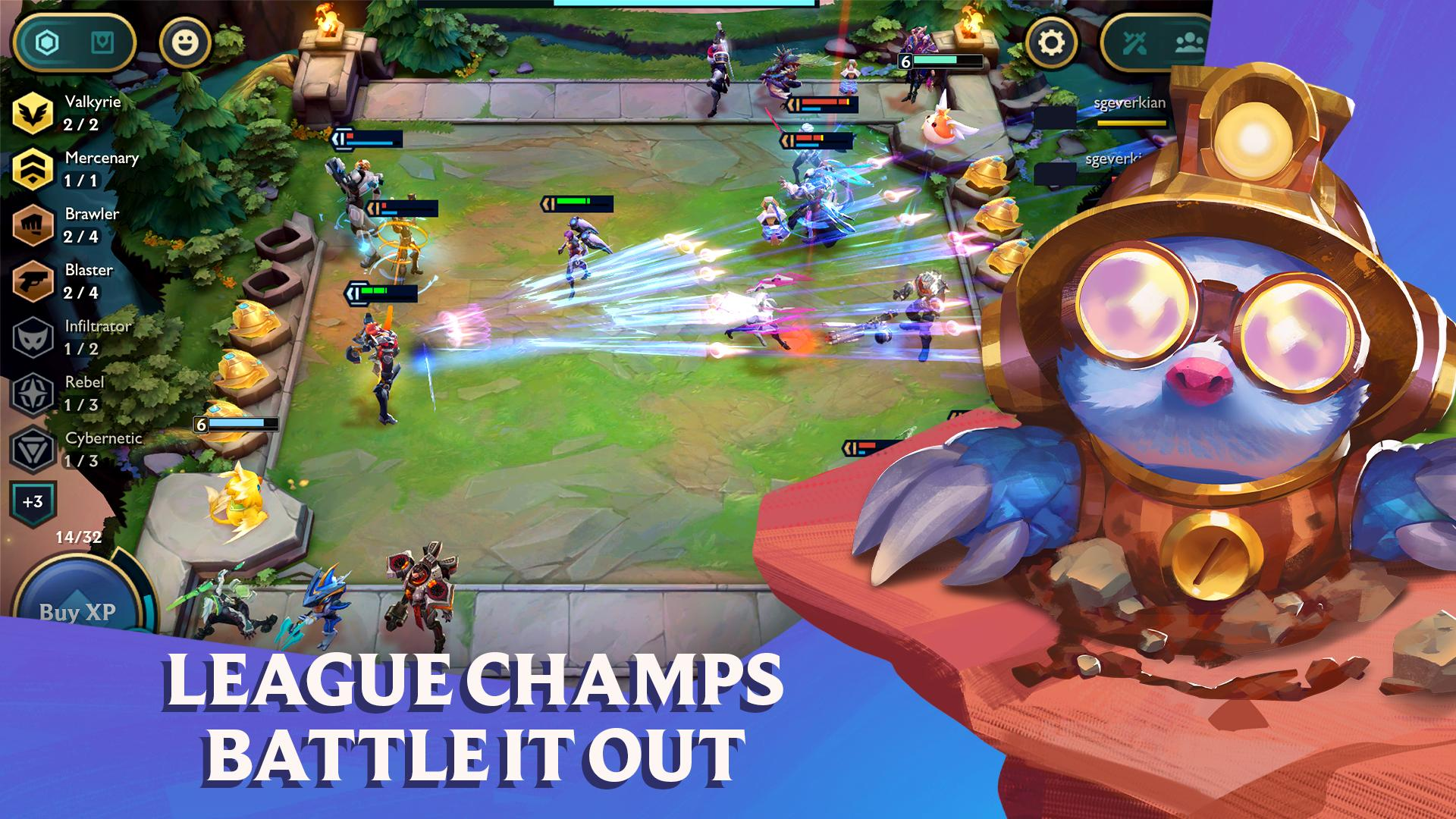 League Of Legends Apk Data