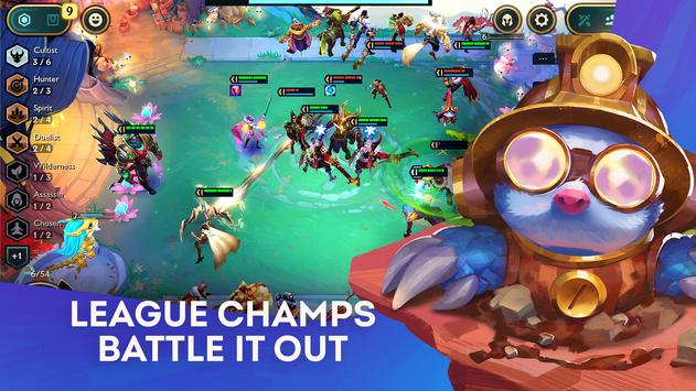 Teamfight Tactics: League of Legends Strategy Game 海報