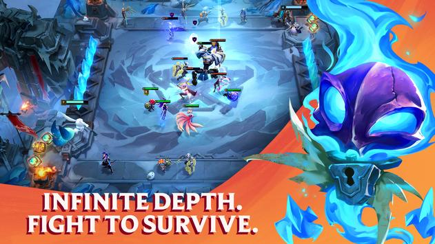 Teamfight Tactics: League of Legends Strategy Game 截圖 1