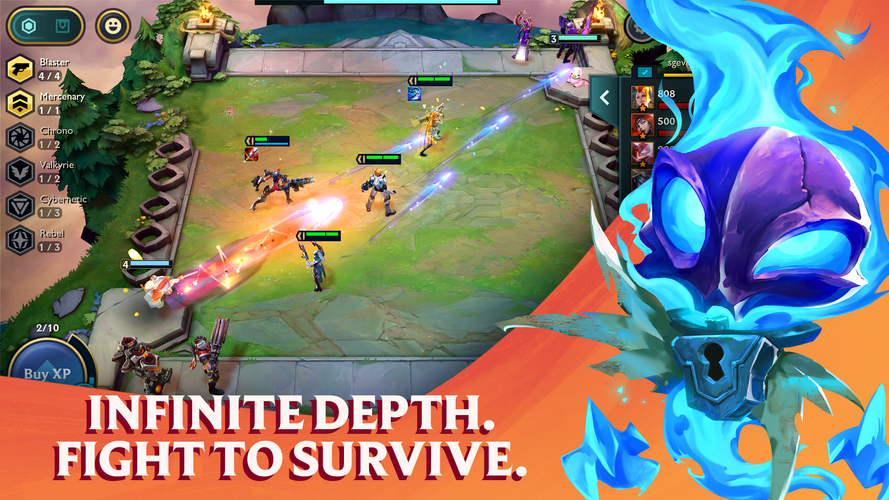 Teamfight Tactics: League of Legends Strategy Game APK 10 ...