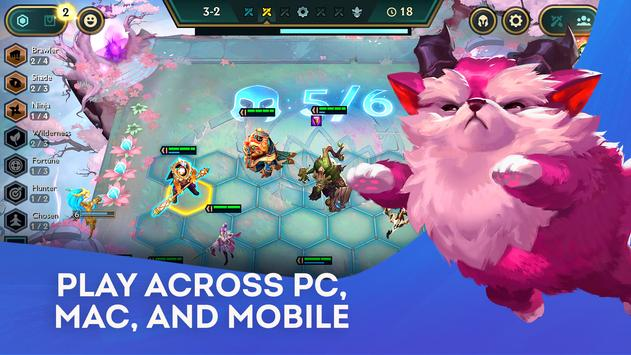 Teamfight Tactics: League of Legends Strategy Game ảnh chụp màn hình 2