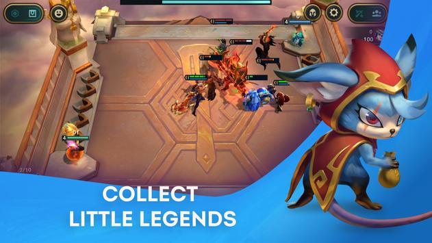 Teamfight Tactics: League of Legends Strategy Game تصوير الشاشة 5