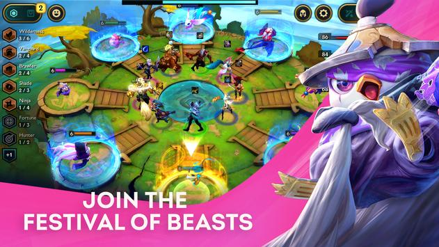 Teamfight Tactics: League of Legends Strategy Game 截圖 5