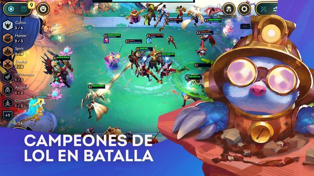 Teamfight Tactics, el juego de estrategia de LoL Poster