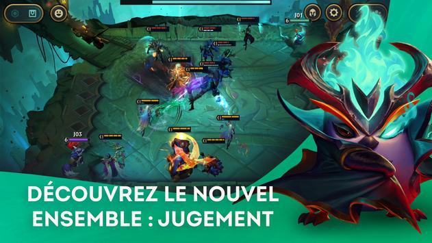 Teamfight Tactics: jeu de stratégie LoL capture d'écran 1