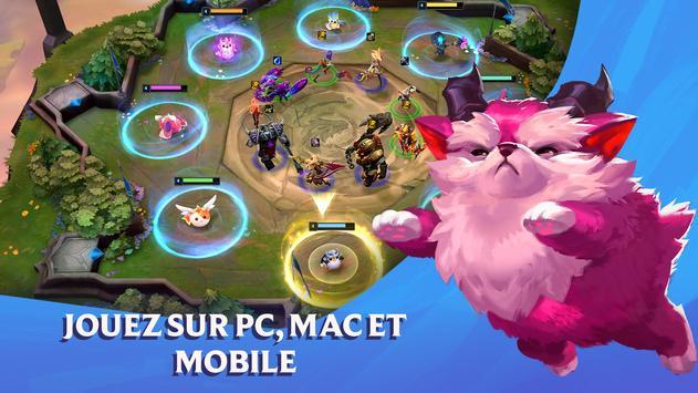 Teamfight Tactics: jeu de stratégie LoL capture d'écran 2