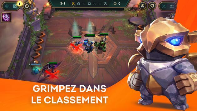 Teamfight Tactics: jeu de stratégie LoL capture d'écran 4