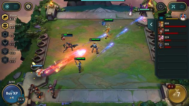 7 Schermata Teamfight Tactics: il gioco strategico di LoL