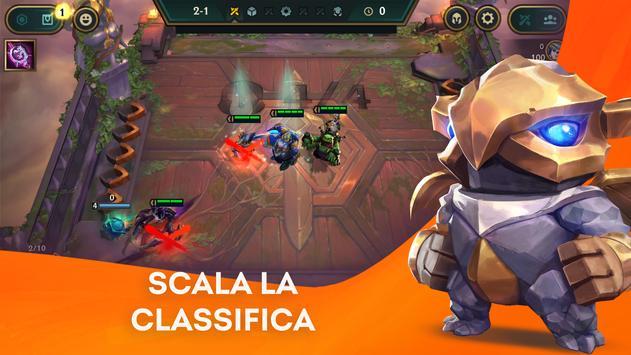 4 Schermata Teamfight Tactics: il gioco strategico di LoL