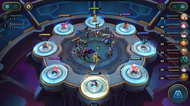 6 Schermata Teamfight Tactics: il gioco strategico di LoL