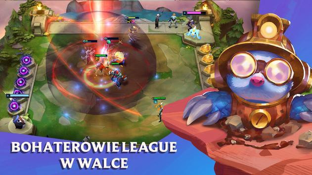 Teamfight Tactics: strategia League of Legends plakat