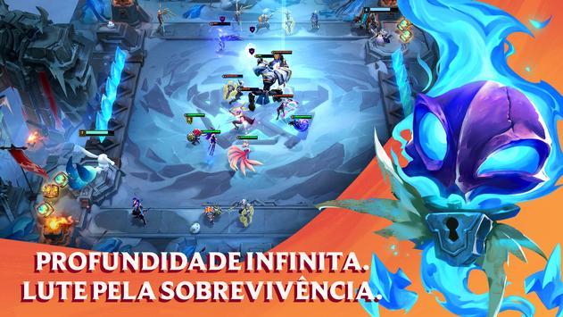 Teamfight Tactics: um jogo de estratégia do LoL imagem de tela 1