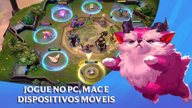 Teamfight Tactics: um jogo de estratégia do LoL imagem de tela 2