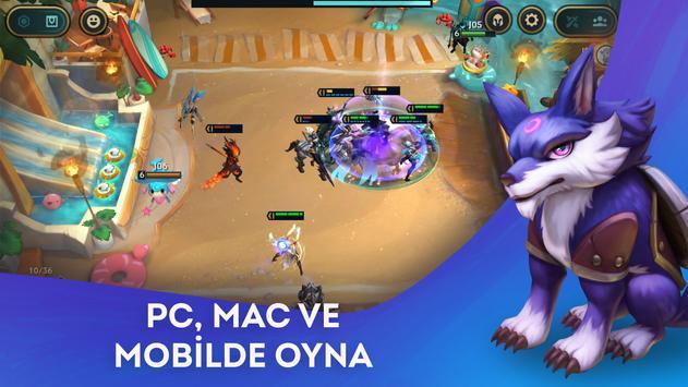 Teamfight Tactics: LoL Strateji Oyunu Ekran Görüntüsü 3