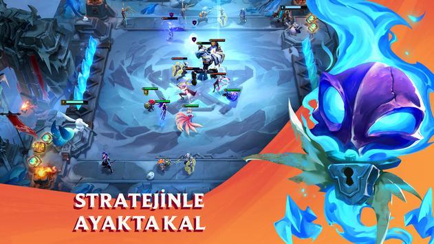 Teamfight Tactics: LoL Strateji Oyunu Ekran Görüntüsü 1