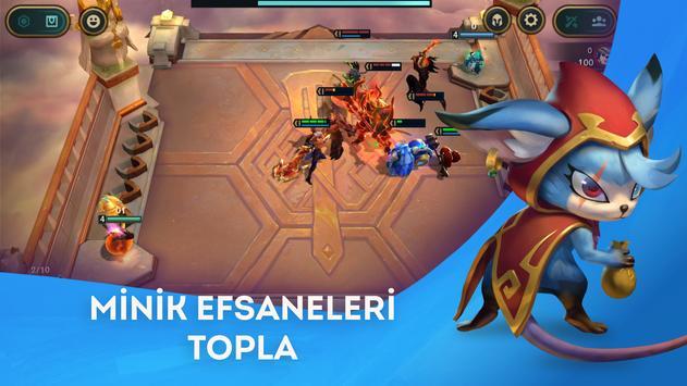 Teamfight Tactics: LoL Strateji Oyunu Ekran Görüntüsü 5