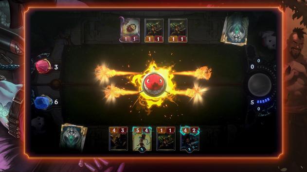Legends of Runeterra captura de pantalla 1
