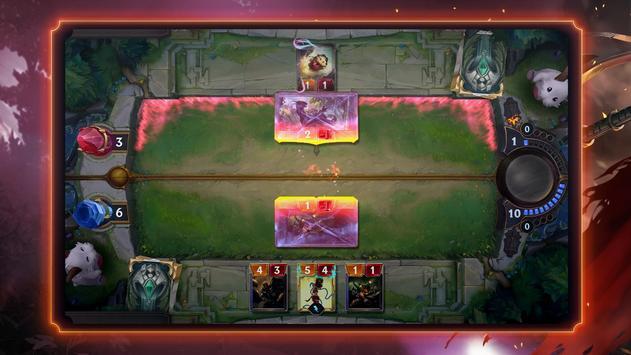 Legends of Runeterra captura de pantalla 4