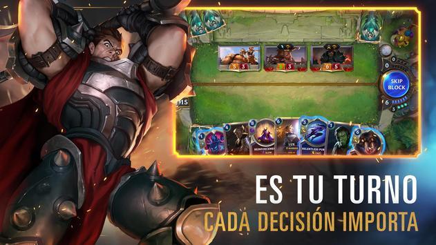 Legends of Runeterra captura de pantalla 5