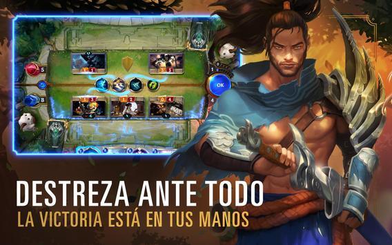 Legends of Runeterra captura de pantalla 9