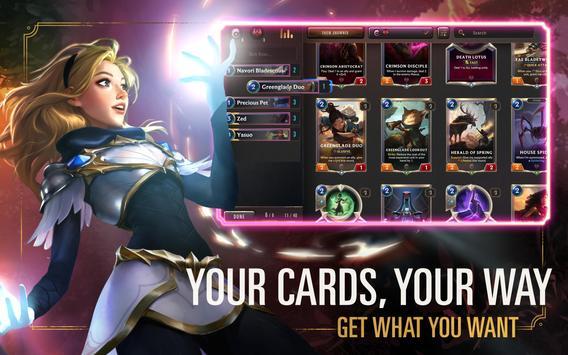 Legends of Runeterra ảnh chụp màn hình 10