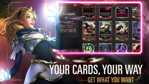 Legends of Runeterra ảnh chụp màn hình 3