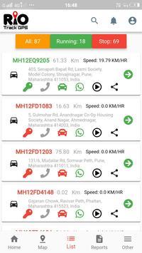 RIO TRACK GPS screenshot 3
