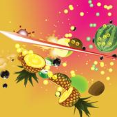 Fruit master ninja-knife ninja icon