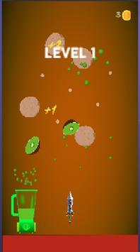 Fruit master ninja-knife ninja screenshot 3