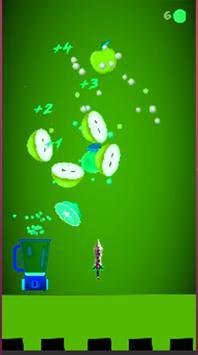 Fruit master ninja-knife ninja screenshot 1