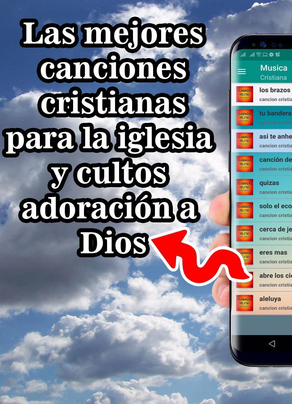 Alabanzas Cristianas De Adoracion musica cristiana gratis de adoración gratis for android