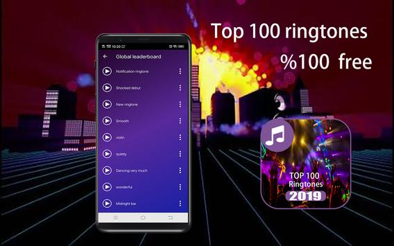 2019 Best Ringtones Collection screenshot 1