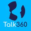 Talk360 图标