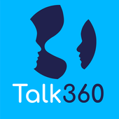 Talk360 Zeichen