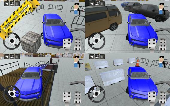 Old Car Park screenshot 11