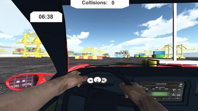 New Year Car Game screenshot 8