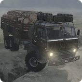Truck Wood Factory - Truck Simulation icon