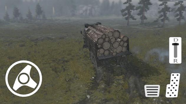 Truck Wood Factory - Truck Simulation screenshot 3
