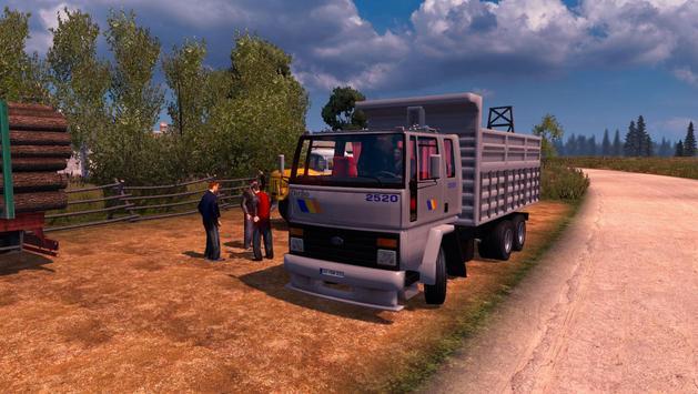 Truck Cargo Simulator poster