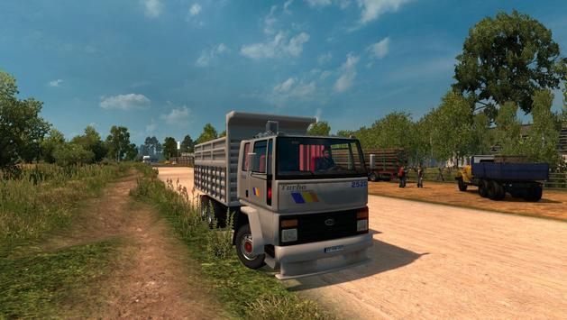 Truck Cargo Simulator screenshot 1