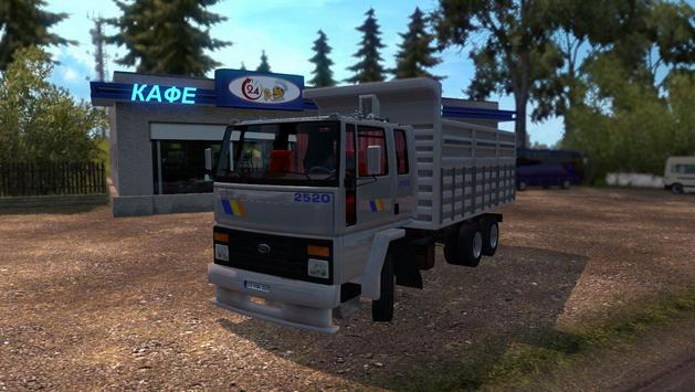 Truck Cargo Simulator screenshot 2