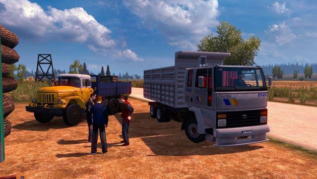 Truck Cargo Simulator screenshot 7