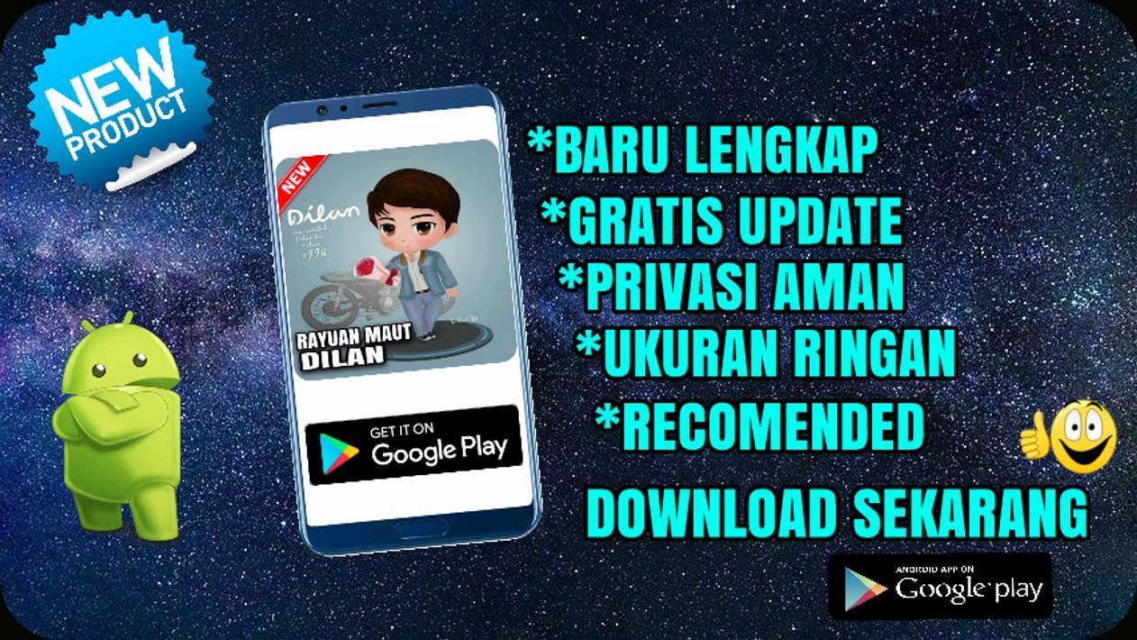 Kata Kata Romantis Dilan bikin Baper 1990/1991 for Android   APK Download