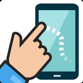 ikon Asisten Klik - Clicker Otomatis
