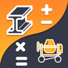 Construction Calculator أيقونة