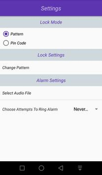 App Locker With Security Alarm : Secure for Android - APK